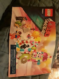 LEGO MOVIE LEGOS 70803