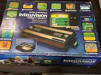 Intellivision console in box with games Blauvelt, 10913