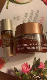Clarins self tanner Mississauga, L5L 1S8