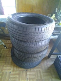 4 NEW TIRES