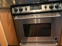 Frigidaire Gallery Stainless Oven TORONTO