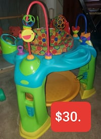 Oball baby jumper activity musical seat