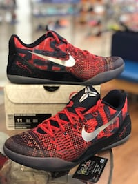Phillipines Kobe 9 Em Low size 11 Silver Spring, 20902