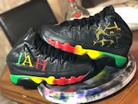 Customized shoes, Rasta mon 9s Toronto, M1E 4V9