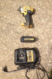 DeWalt 20volt Impact gun with battery and charger Glen Burnie, 21060