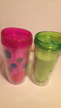 Plastic insulated tumblers Voorhees, 08043