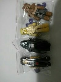MINIMATES ROCK GOD SET..RARE