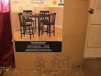 Counter height dining set Thurmont, 21788