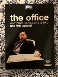 MINT Full The Office Season 1-2 & Special DVD BBC Toronto