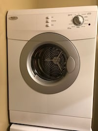 A set of washer and dryer Tucker