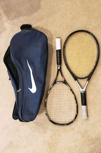 Tennis racquets and bag Ashburn, 20148