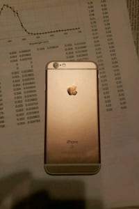 gold iPhone 6  Penticton, V2A 6G6