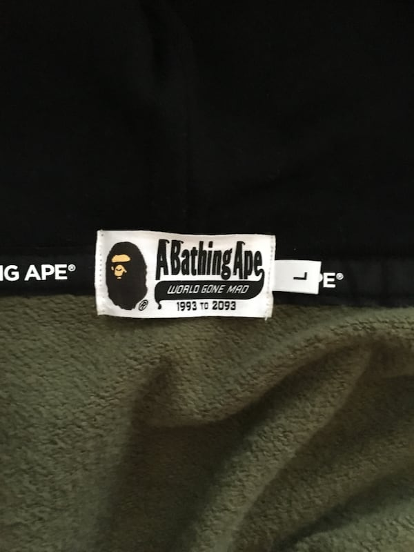 Bape 1st double shark camo 3