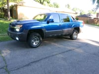 Chevrolet - Avalanche - 2004 Lawrence, 46226