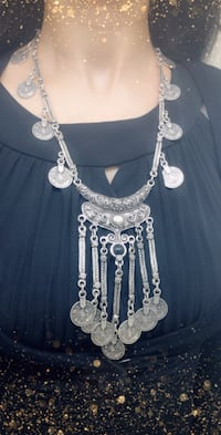 Necklace (Afghan style) Tracy, 95376