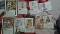 PRINCESS DIANA STAMPS 40 km