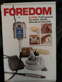 Boredom professional woodcarving kit. Brand new  Somerset