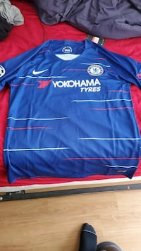 Men's Chelsea Jersey and Shorts Toronto, M2N 2L3