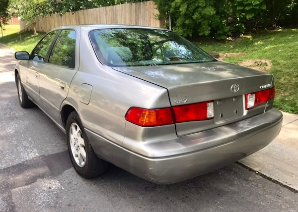 2000 Toyota Camry ' Classic Year Cold Ac Alloy Rims  e319c7d4-3af7-49ed-8724-cb06686c5575