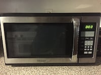 Haier 1000 Watt Microwave Oven w/ Grill.Must be able to pick up. Offer reasonably and it's yours   . Mount Vernon