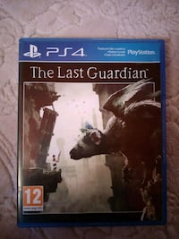 Ps4 oyun the last guardian