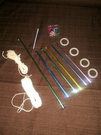 14 Peice Crochet Needles Plus More BN Virginia Beach, 23454