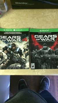 Gears of War 4 Xbox One game case Kitchener, N2C 2N5