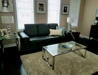 Bonded leather sofa and loveseat York Regional Municipality, L6A