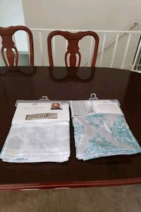 Two new turquoise shower curtains Hyattsville, 20785