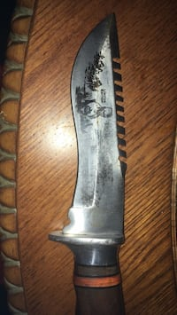 trail of tears bowie knife Rural Hall, 27045