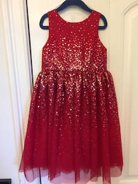 SEQUINNED CHILD DRESS