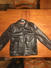 Leather Jacket (brown) by Banana Republic.  Like new condition Monroe, 06468