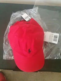 red Polo Sport fitted cap Columbia, 29210