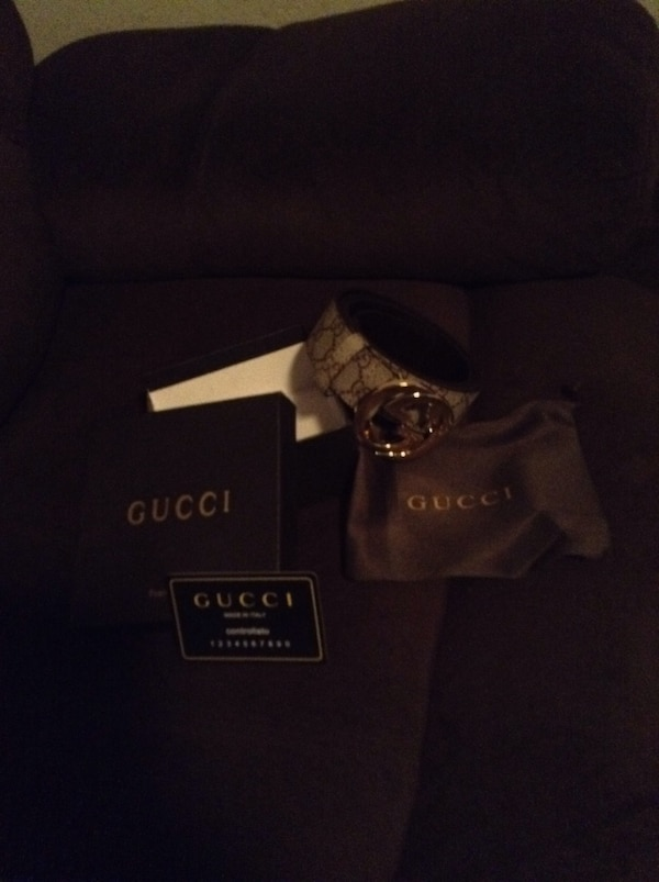 7b51dbe78fa5 Used Gucci belt for sale in Tulsa - letgo