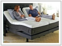 Base Adjustable - Head & Feet Up & 8 Compatible Mattresses Available 32 km