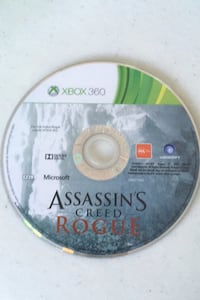 Assassins creed rogue Xbox 360 Brampton, L6R 3C4