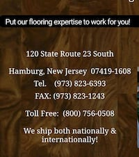 All your Flooring needs!