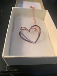 14K Rose Gold-Plated Necklace Lincoln Park, 48146