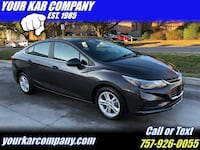 Chevrolet Cruze 2016 Norfolk