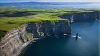 Large 40 X 30 Cliffs of Moher Poster Austin, 78704