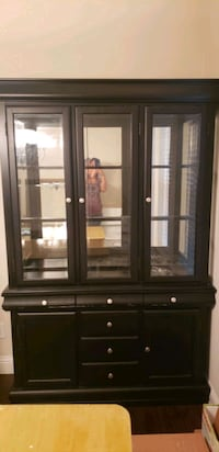 China cabinet and hutch Forney, 75126