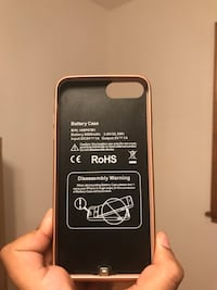 iPhone7+ Battery case Alexandria, 22311