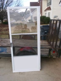 Glass door (3ft wide/6ft-83 inches long Jonesboro, 30238