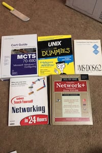 Networking and Microsoft books