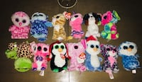 Lot of 14 Ty Beanie Boo Babies Cranston, 02921