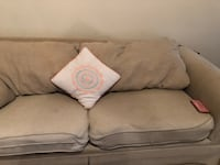 Beige 2-seat sofa Germantown, 20874