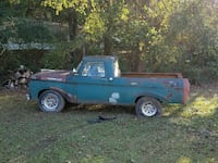 Ford - F-100 - 1961