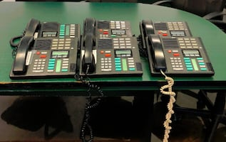 6 Office Phones - Serious Buyers Only