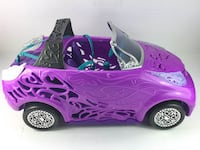 Monster High Scaris Purple Toy Car MONTREAL