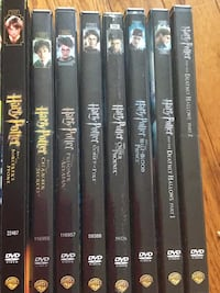 the harry potter collection Gaithersburg, 20877